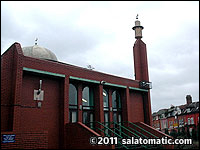 North Manchester Jamia Mosque