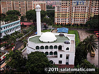 Masjid Hajjah Rahimabi (Kebun Limau)