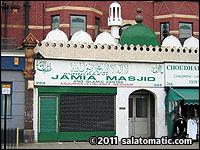 Anjuman-e-Islamia Jamia Mosque