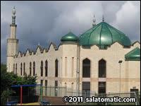 Markazi Jamia Masjid Bilal