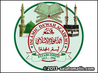 Masjid Al Farooq (Islamic Dawah Academy)
