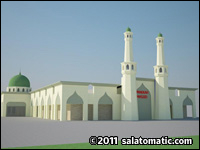 Garland Makkah Masjid