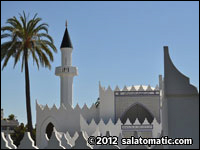 Mezquita del Rey Abdul Aziz Al Saud