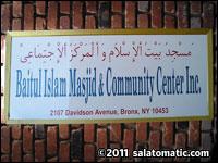 Baitul Islam Masjid and Community Center
