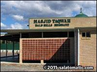Bald Hills Mosque