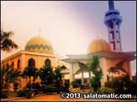 Masjid Asy Syarif Meru Klang