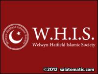 WHLS Jummah Prayer Hall