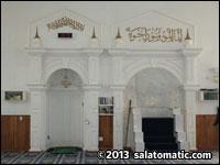 Bosmont Mosque Islamic Centre