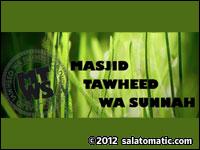 Masjid Tawheed Wa Sunnah