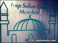 Eyup Sultan Camii Moschee