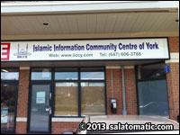 Islamic Information Community Centre of York
