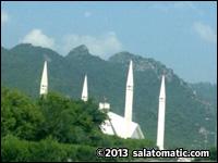 Jamia Masjid Samror Shareef