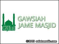 Gawsiah Jame Masjid