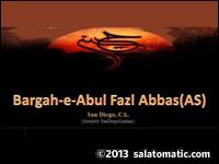 Bargah E Abul Fazlil Abbas