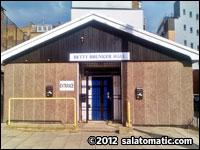 Betty Brunker Hall Jummah Prayer