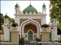 Shah Jehan Mosque