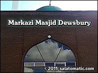 The Markazi Masjid