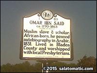 Masjid Omar Ibn Sayyid